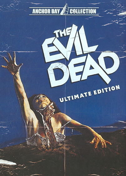 EVIL DEAD:ANNIVERSARY EDITION BY CAMPBELL,BRUCE (DVD)