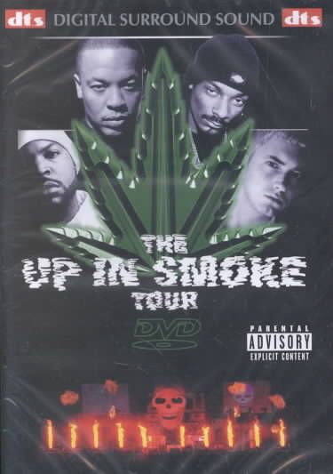 UP IN SMOKE TOUR (DVD)