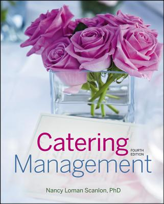 Catering Management By Scanlon, Nancy Loman